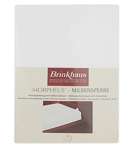 BRINKHAUS Morpheus® dustmite mattress cover