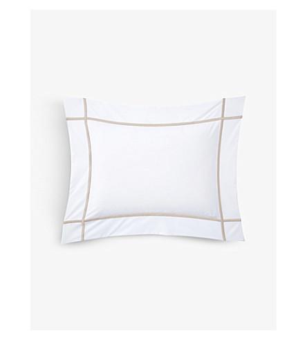 YVES DELORME Athena boudoir pillowcase 30x40cm (Pierre
