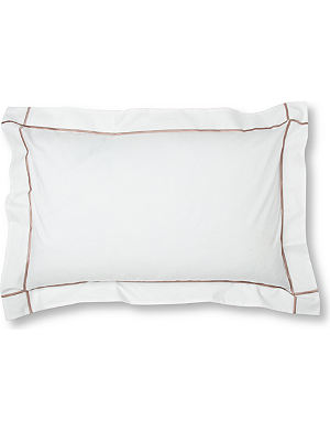 YVES DELORME Athena king pillowcase 50x90cm
