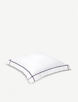 YVES DELORME Athena square pillowcase