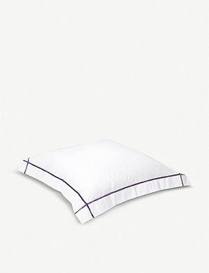 YVES DELORME Athena square pillowcase 65x65cm