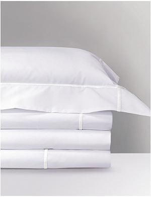 YVES DELORME Athena flat sheet