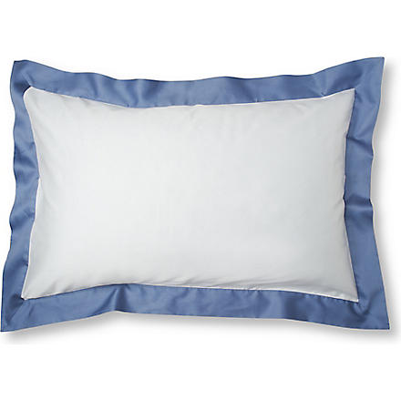 YVES DELORME Cocon Baltic pillowcase (Baltic