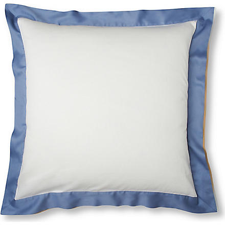 YVES DELORME Cocon Baltic square pillowcase (Baltic