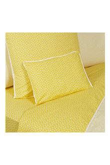 YVES DELORME Un Peu boudoir pillow case