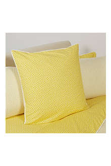 YVES DELORME Un Peu square pillow case