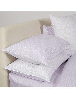 YVES DELORME Un Peu Parme pillowcase