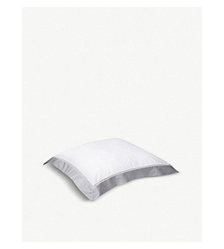 YVES DELORME Walton square pillow case