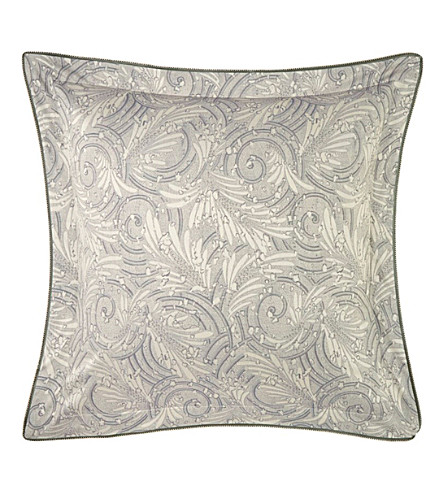 YVES DELORME Opal Egyptian-cotton square pillowcase (Pierre