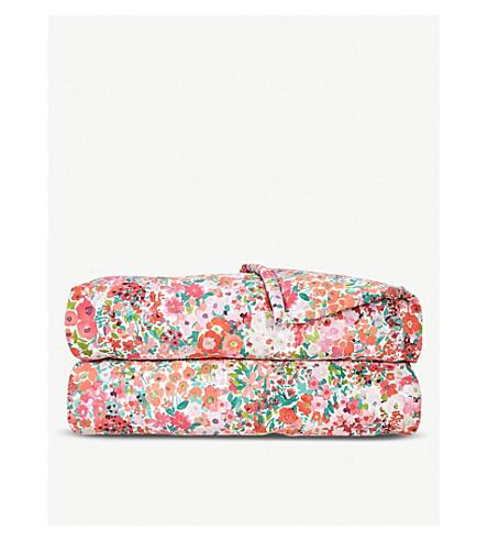 YVES DELORME Milfiori Grenade cotton bed cover (Grenade