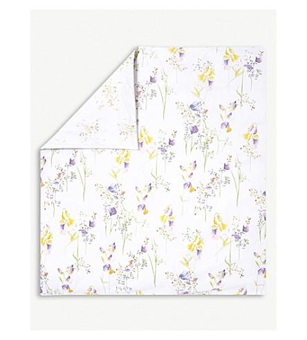 YVES DELORME Senteur cotton duvet cover (Pollen