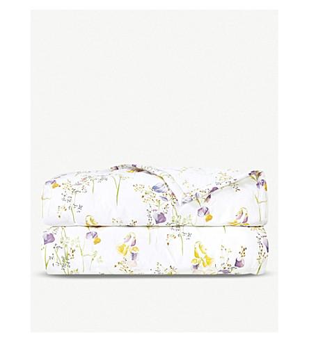 YVES DELORME Senteur Pollen cotton bed cover (Pollen