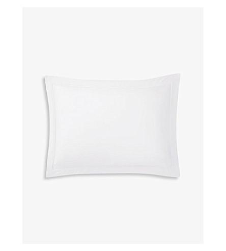 YVES DELORME Triomphe pillow case (Blanc