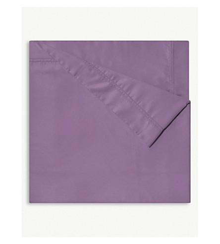 YVES DELORME Triomphe flat sheet (Bruyere