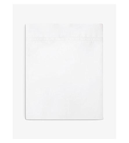 YVES DELORME Triomphe flat sheet (Blanc