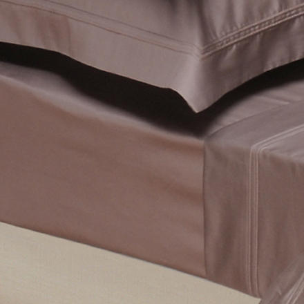 YVES DELORME Triomphe fitted sheet (Sureau
