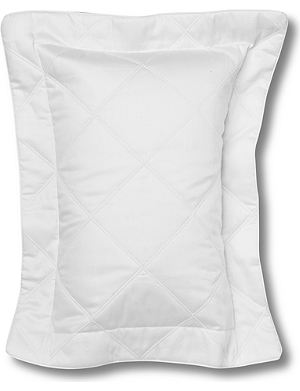 YVES DELORME Triomphe quilted pillow case