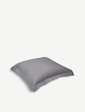 YVES DELORME Triomphe quilted square pillow case