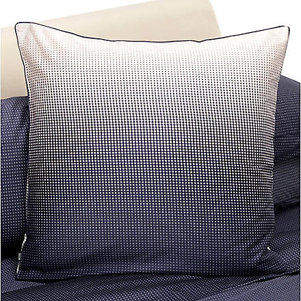 HUGO BOSS Particle square pillowcase