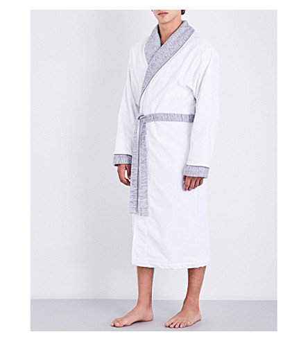 BOSS Lord Kimono dressing gown (Ice