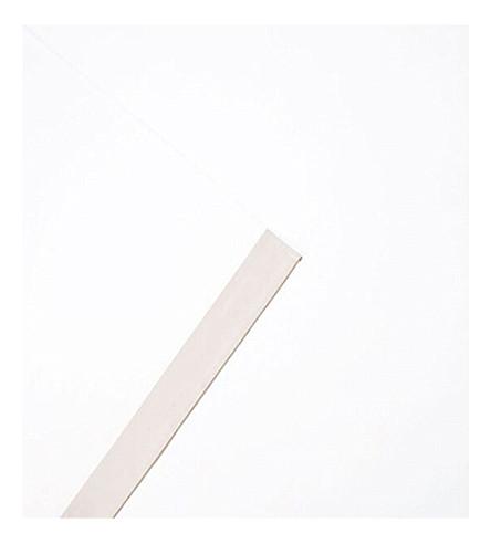 BOSS Lord nacre double cotton flat sheet (Nacre