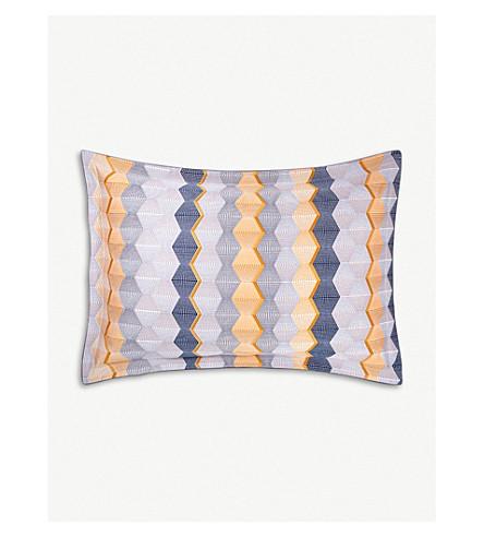 BOSS 棉枕套 50x75厘米 (粘土