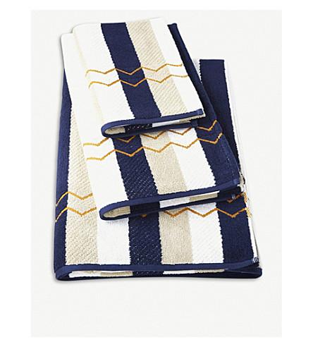 BOSS Volumn cotton guest towel 42x60cm (Multi