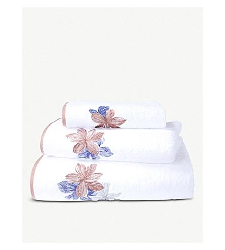 BOSS Windrose 棉客巾 60厘米 x 42厘米 (白色