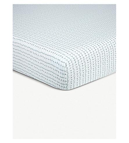 BOSS Papagayo double fitted sheet (Emeraud