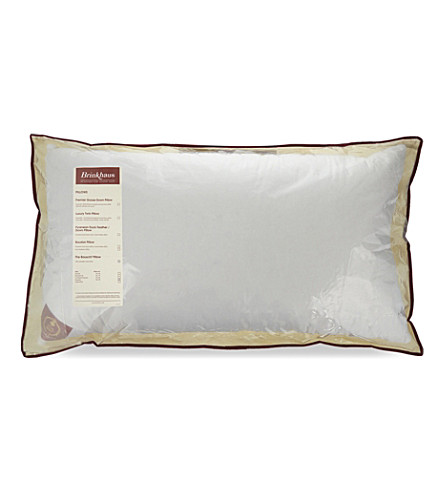 BRINKHAUS Bauschi® hollowfibre king size pillow