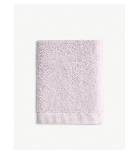 YVES DELORME Étoile Nuage cotton bath towel (Nuage