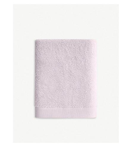 YVES DELORME Étoile Nuage cotton face cloth (Nuage