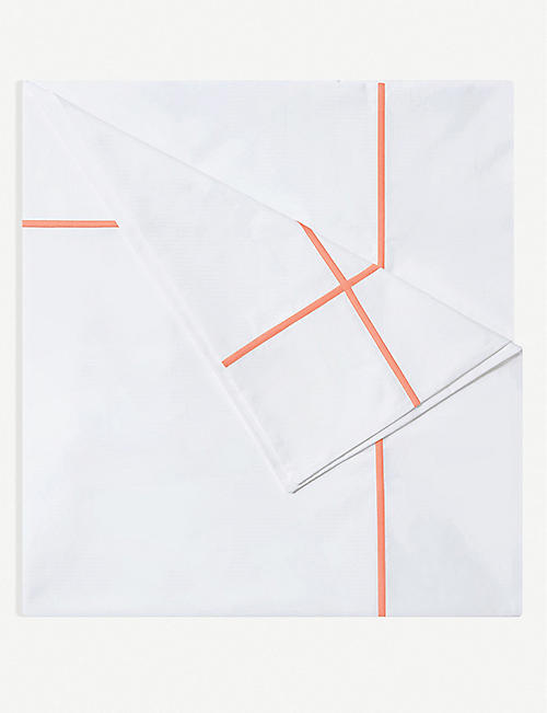 YVES DELORME Athena cotton duvet cover range
