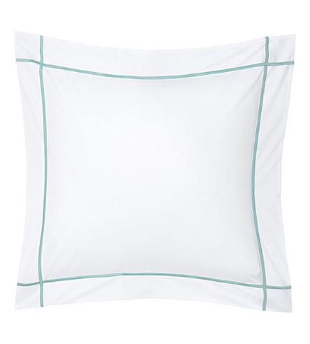 YVES DELORME 雅典娜广场枕套 65x65厘米 (青瓷