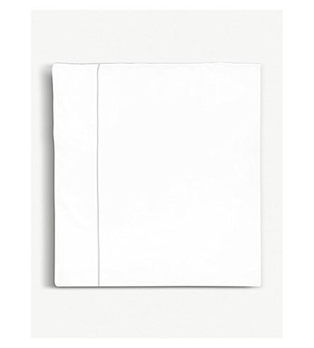 YVES DELORME Flandre king duvet cover 240 x 220 cm (Nuage