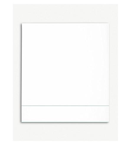 YVES DELORME Flandre double flat sheet 240 x 295 cm (Celadon