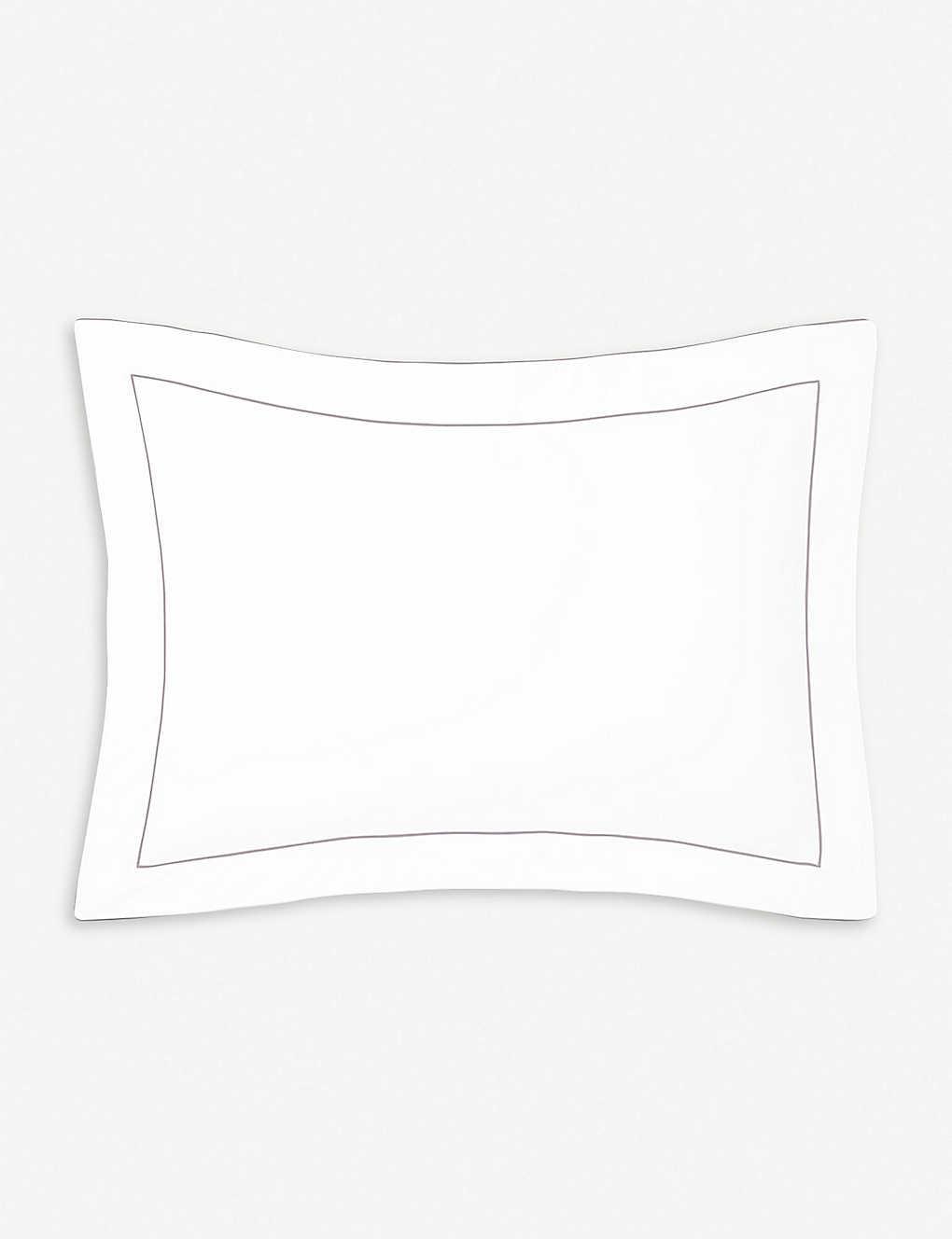 YVES DELORME: Flandre pillowcase 50x75cm