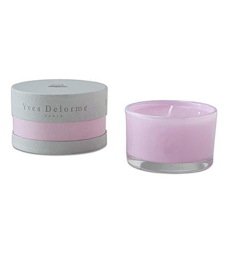 YVES DELORME Petale candle 100g