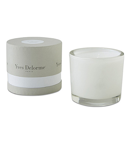 YVES DELORME Santal candle 220g