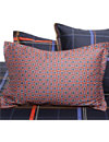 KENZO Carreau Nuit Oxford pillowcase