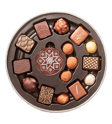 ARTISAN DU CHOCOLAT Mélange de Chocolats 120g