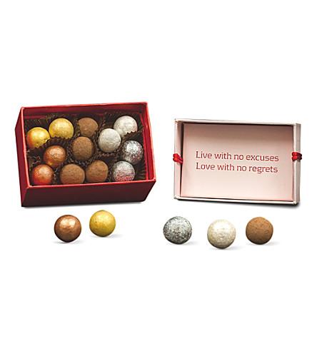ARTISAN DU CHOCOLAT 小姐邦巧克力盒120g