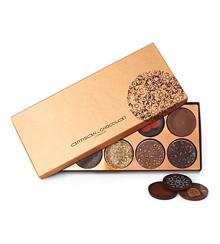 ARTISAN DU CHOCOLAT Assorted Os collection box