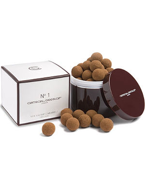 ARTISAN DU CHOCOLAT No. 1 Original sea salted caramels 130g