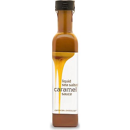 ARTISAN DU CHOCOLAT Liquid salted caramel sauce 325g