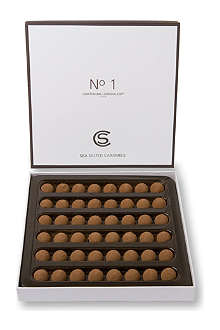 ARTISAN DU CHOCOLAT No. 1 Original sea salted caramels 260g