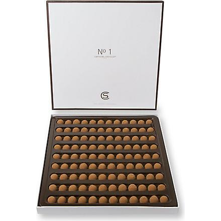ARTISAN DU CHOCOLAT Opulent Salted Caramel tray 585g