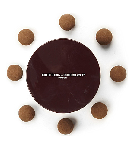 ARTISAN DU CHOCOLAT Spiced figs salted caramels 140g