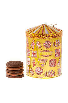 ARTISAN DU CHOCOLAT Silent Night biscuit tin 200g