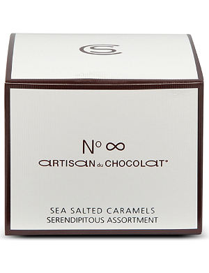 ARTISAN DU CHOCOLAT Sea salted caramels selection box